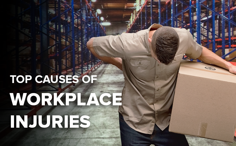 The Top 10 Causes of Workplace Injuries