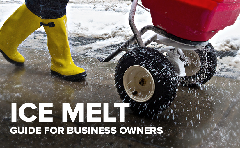 Ice Melt for Businesses | U.S. Standard Products