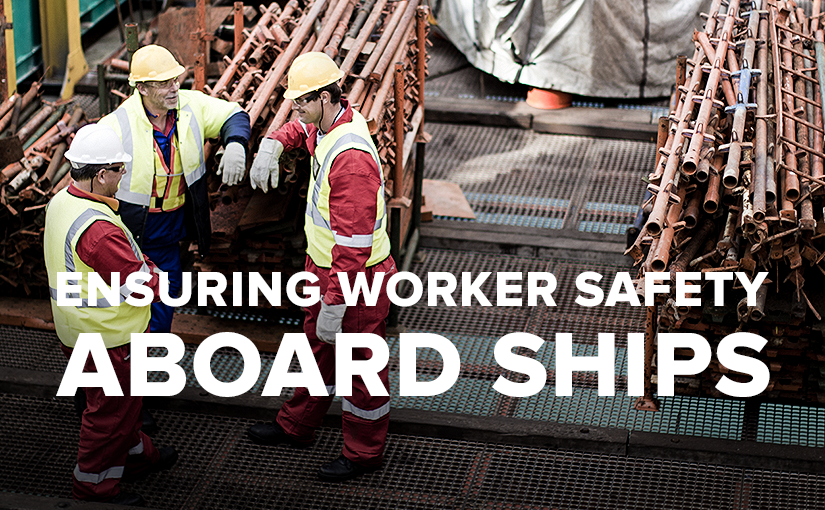 Ship Safety for Crew Members | US Standard Products