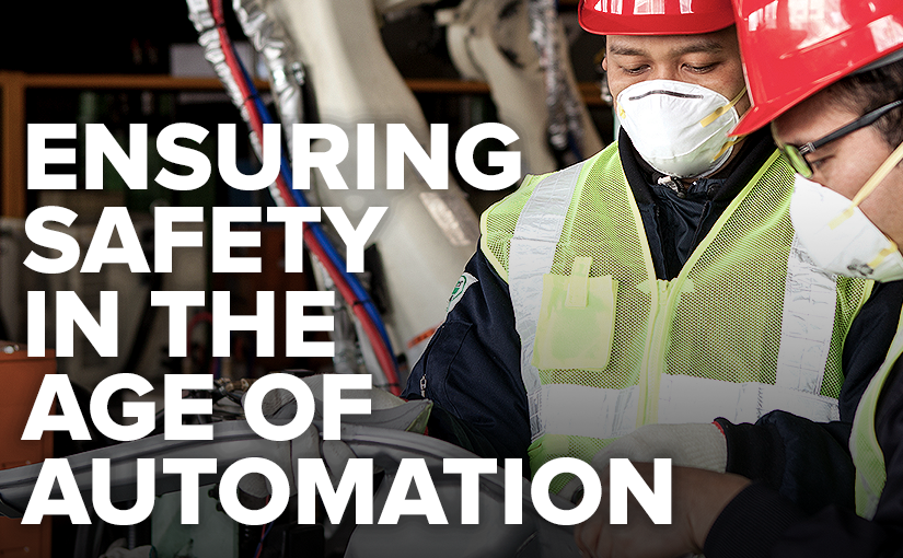 Safety in the Age of Automation | US Standard Products