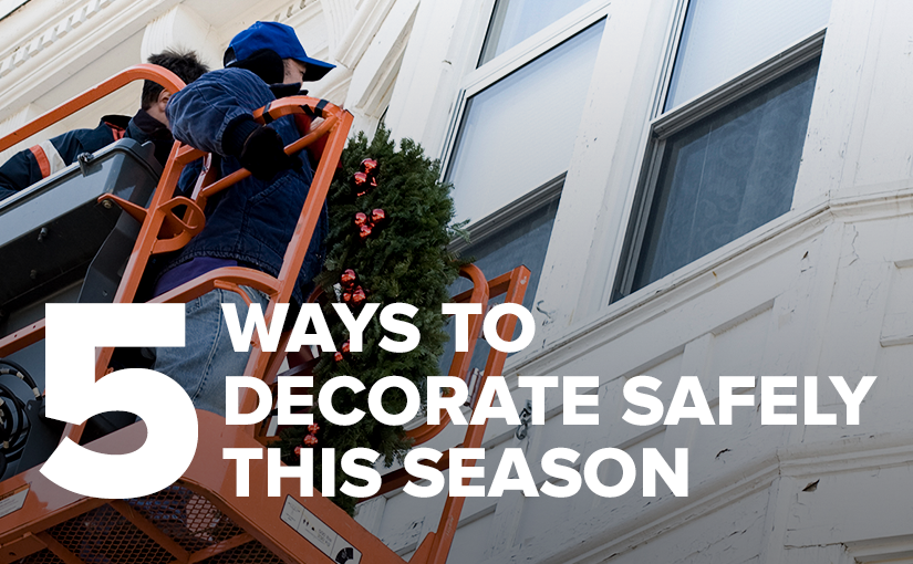 Decorate Your Office Safely | US Standard Products