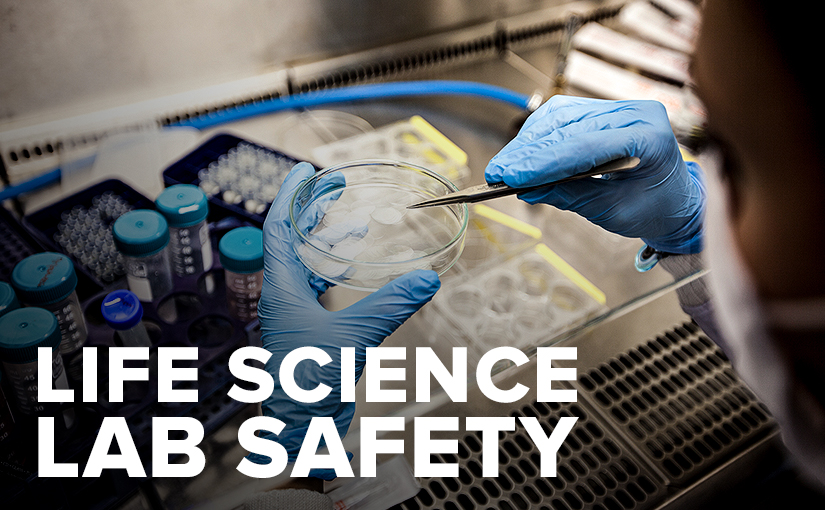 PPE for Lab Professionals